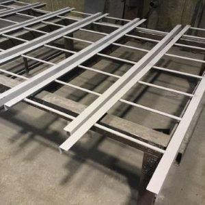 Лестницы для тепловых сетей